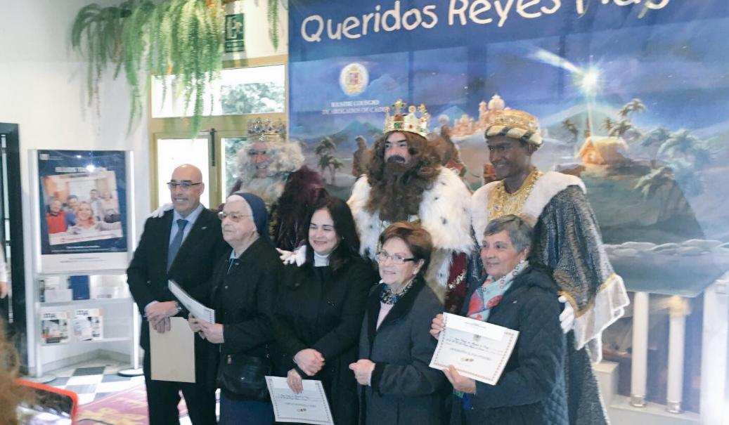 Diversas Entidades Sociales Reciben Un Donativo De Los Reyes Magos De Oriente A Través Del Colegio De Abogados De Cádiz