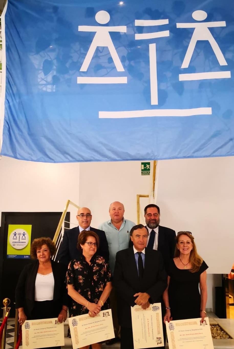 El ICA Cádiz Cifra En Más De 50.000 Los Asuntos Atendidos En El Turno De Oficio Durante 2018