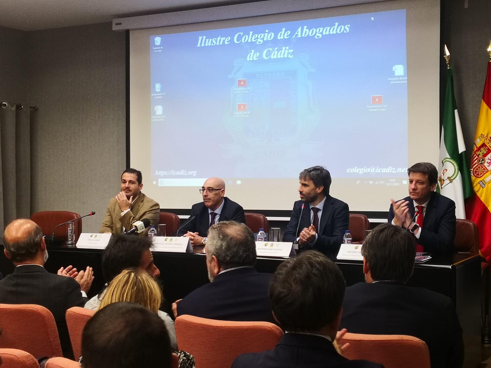 La Máxima Actualidad Jurídica Del Deporte Español, A Debate En El Colegio De Abogados De Cádiz