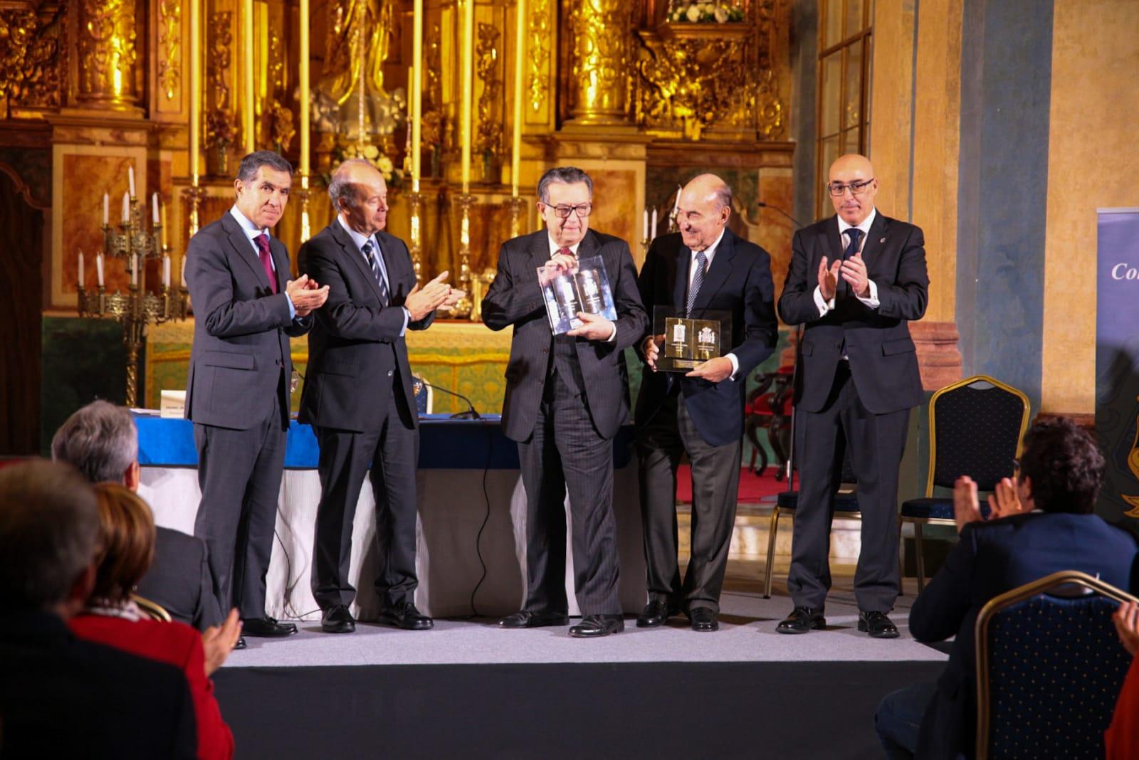 Emotiva Entrega Del I Premio Pérez-Llorca Y Rodrígo En El Oratorio De San Felipe Neri
