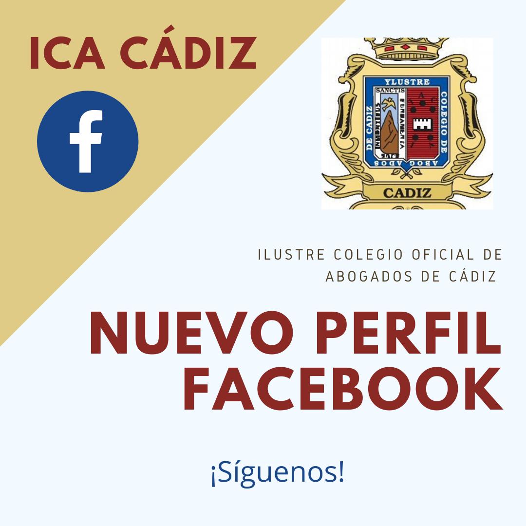 Nuevo Perfil De Facebook De ICA Cádiz