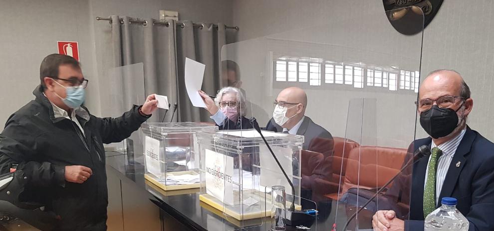 Resultados De Las Elecciones: Fernando Estrella, Vicedecano Del Colegio De Abogados De Cádiz