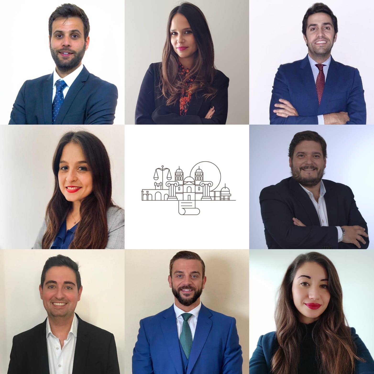 La Asociación De Jóvenes Abogados De Cádiz Estrena Nueva Directiva